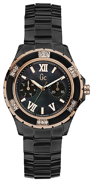 Wrist watch Gc X69118L2S for women - picture, photo, image