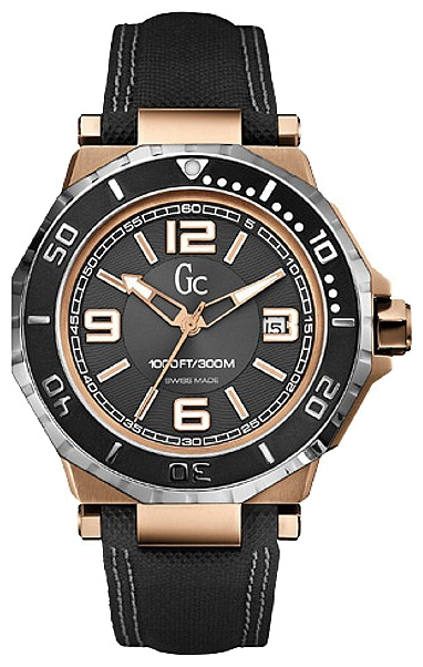 Wrist watch Gc X79002G2S for Men - picture, photo, image
