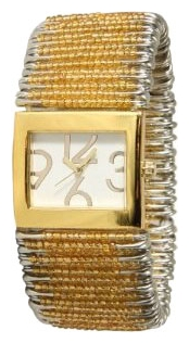 Wrist watch Geneva Saftey gold for women - picture, photo, image