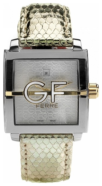 Wrist watch GF Ferre GF.9112L/02 for women - picture, photo, image