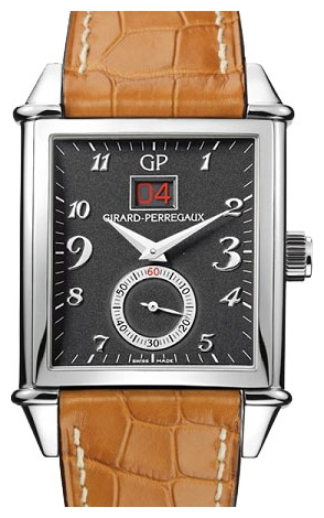 Wrist watch Girard Perregaux 25805.11.621.BCGA for Men - picture, photo, image