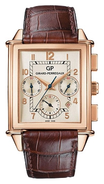 Wrist watch Girard Perregaux 25840.52.111.BAED for Men - picture, photo, image