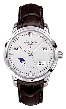 Wrist watch Glashutte 100-02-13-02-04 for Men - picture, photo, image