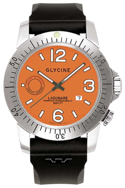 Wrist watch Glycine 3819.16T-D9 for Men - picture, photo, image