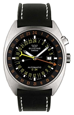 Wrist watch Glycine 3852.19-LB9 for Men - picture, photo, image