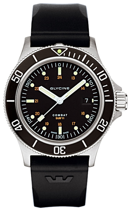 Wrist watch Glycine 3863.196N-D9 for Men - picture, photo, image