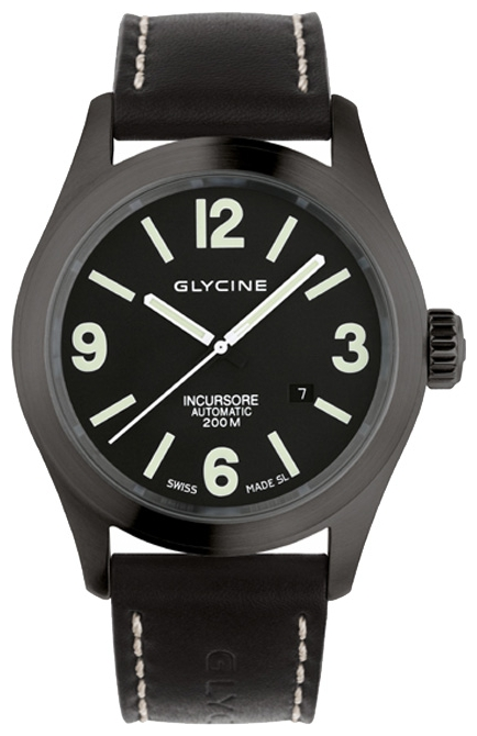Wrist watch Glycine 3874.99-LB9 for Men - picture, photo, image