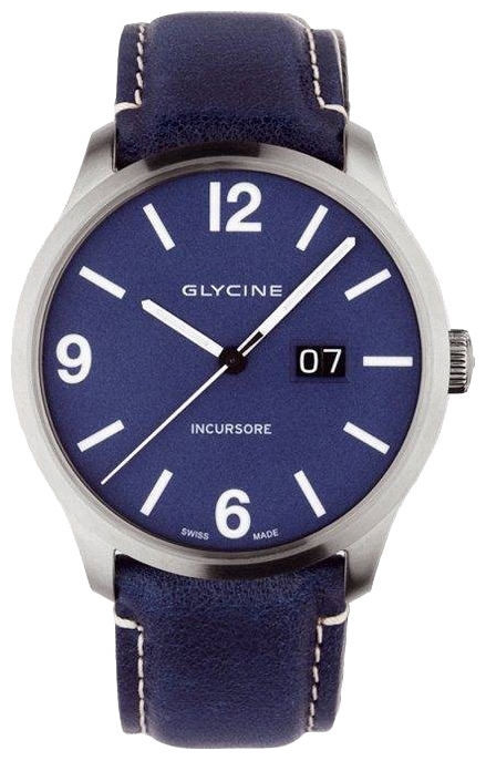 Wrist watch Glycine 3885.18-LB8 for Men - picture, photo, image