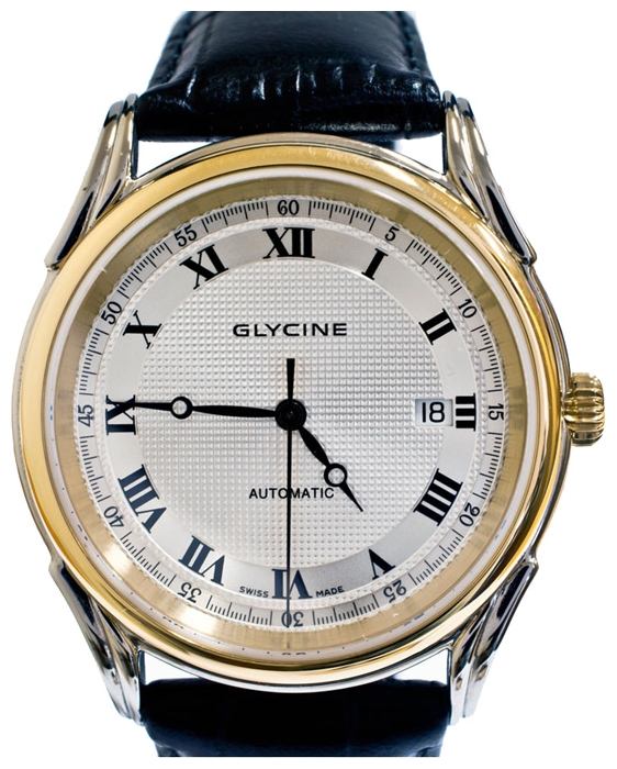 Wrist watch Glycine 3897.34R-LB9 for Men - picture, photo, image