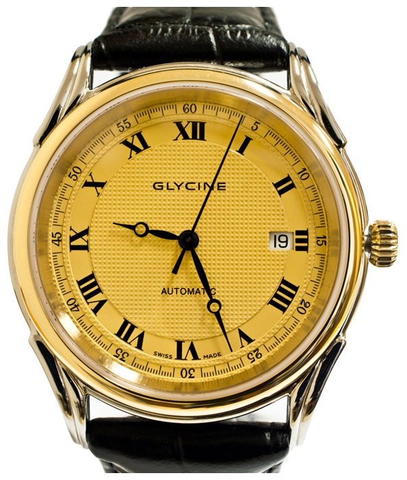 Wrist watch Glycine 3897.35R-LB7 for Men - picture, photo, image