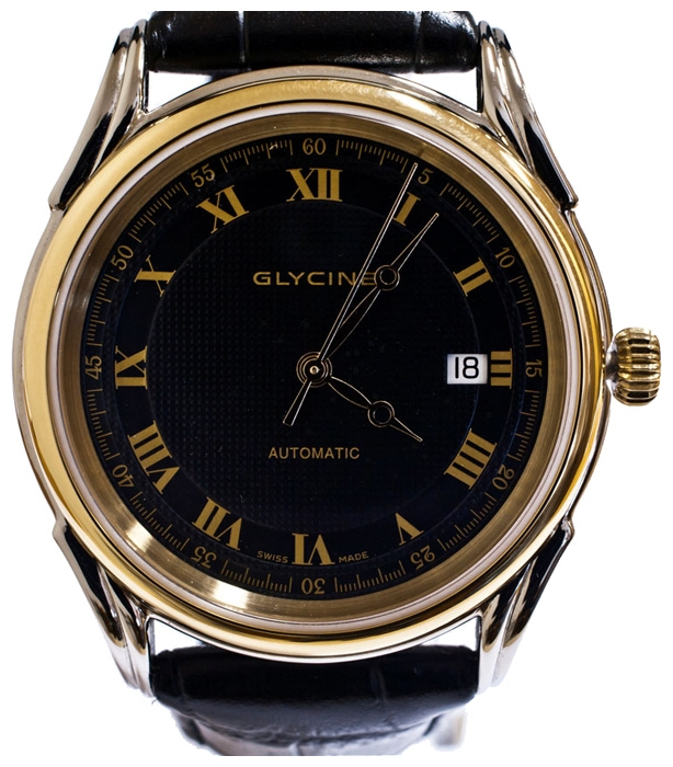 Wrist watch Glycine 3897.39R-LB9 for Men - picture, photo, image