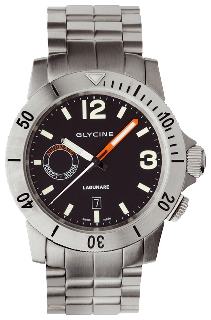Wrist watch Glycine 3899.19-MB for Men - picture, photo, image