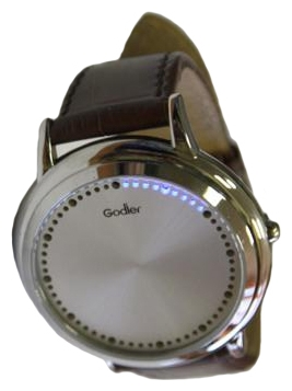 Wrist watch Godier GDR-8888 Br for Men - picture, photo, image