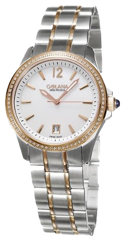 Wrist watch Golana AU150-4 for women - picture, photo, image
