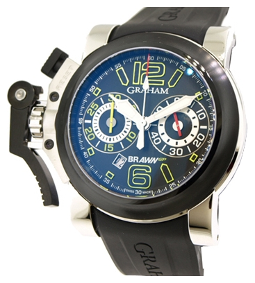 Wrist watch Graham 2BROV.B32A.K10N for Men - picture, photo, image