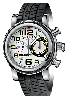 Wrist watch Graham 2BRSH.W01A.K07S for men - picture, photo, image