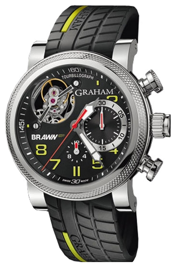 Wrist watch Graham 2BRTS.B03A.K68S for Men - picture, photo, image
