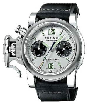 Wrist watch Graham 2CFAS.S06A.L30B for Men - picture, photo, image