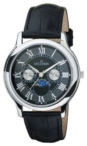 Wrist watch Grovana 1025.1537 for Men - picture, photo, image