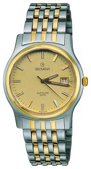 Wrist watch Grovana 1561.1141 for Men - picture, photo, image