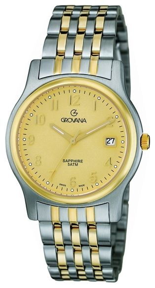 Wrist watch Grovana 1561.1149 for Men - picture, photo, image