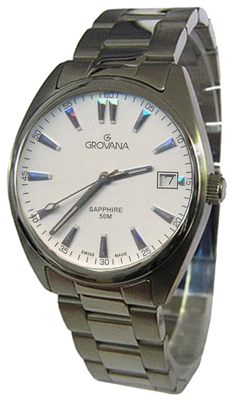 Wrist watch Grovana 1565.1132 for Men - picture, photo, image