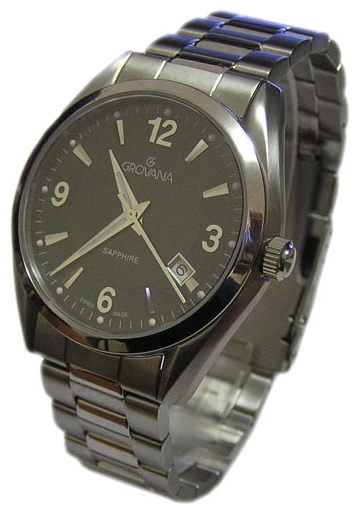 Wrist watch Grovana 1566.1137 for Men - picture, photo, image