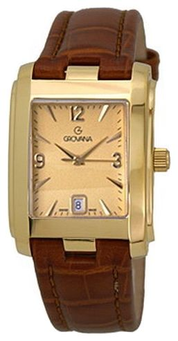 Wrist watch Grovana 1700.1511 for Men - picture, photo, image