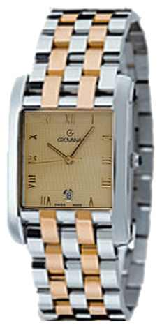 Wrist watch Grovana 2078.1141 for Men - picture, photo, image