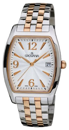 Wrist watch Grovana 2093.1612 for Men - picture, photo, image