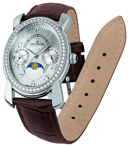 Wrist watch Grovana 4406.7532 for women - picture, photo, image