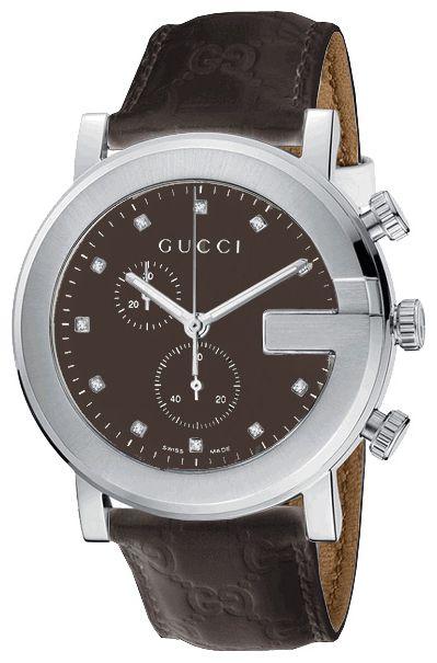 Wrist unisex watch Gucci YA101344 - picture, photo, image