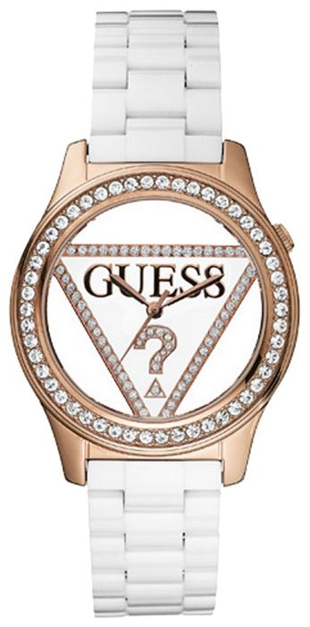 Wrist watch GUESS W10578L1 for women - picture, photo, image
