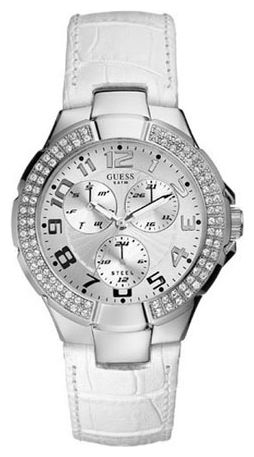 Wrist watch GUESS W11008L1 for women - picture, photo, image