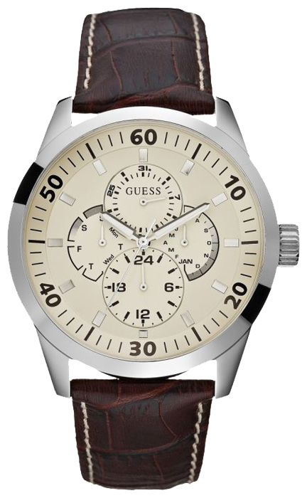 Wrist watch GUESS W95046G1 for Men - picture, photo, image