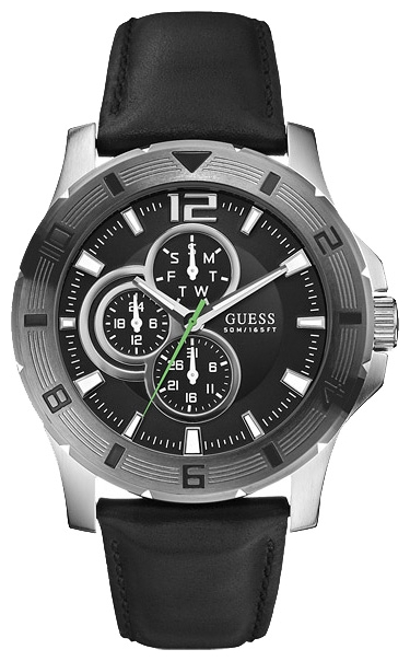 Wrist watch GUESS W95136G1 for Men - picture, photo, image
