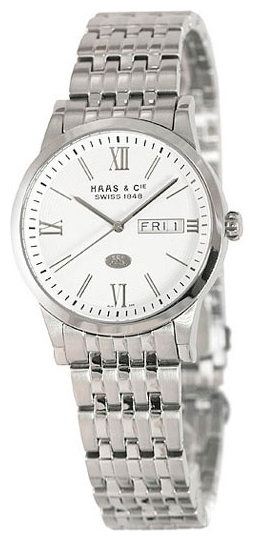 Wrist watch Haas ALH396SWA for Men - picture, photo, image