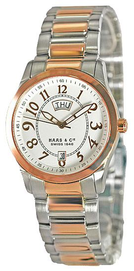 Wrist watch Haas ALH397OWA for Men - picture, photo, image