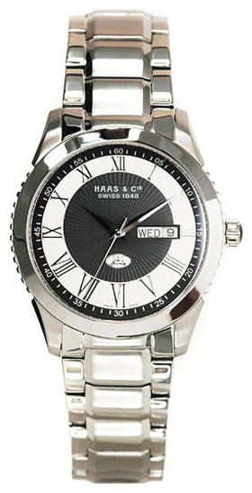 Wrist watch Haas SAKH008SBA for Men - picture, photo, image