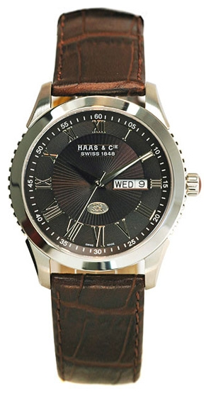 Wrist watch Haas SAKH008ZRA for Men - picture, photo, image