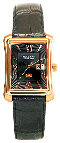 Wrist watch Haas SBNH004LBA for Men - picture, photo, image
