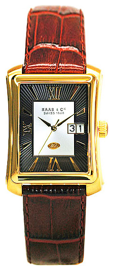 Wrist watch Haas SBNH004XRA for Men - picture, photo, image