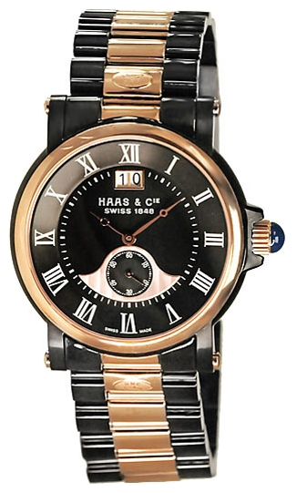 Wrist watch Haas SFEH010IBA for Men - picture, photo, image
