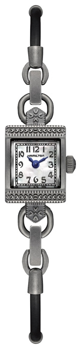 Wrist watch Hamilton H31221713 for women - picture, photo, image