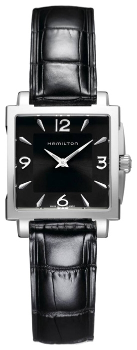 Wrist watch Hamilton H32251735 for women - picture, photo, image