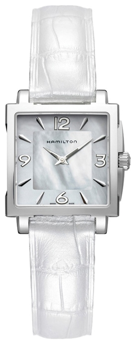 Wrist watch Hamilton H32251955 for women - picture, photo, image