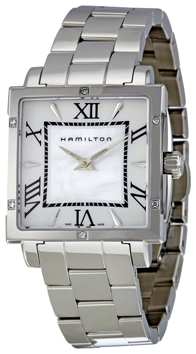 Wrist watch Hamilton H32291114 for women - picture, photo, image