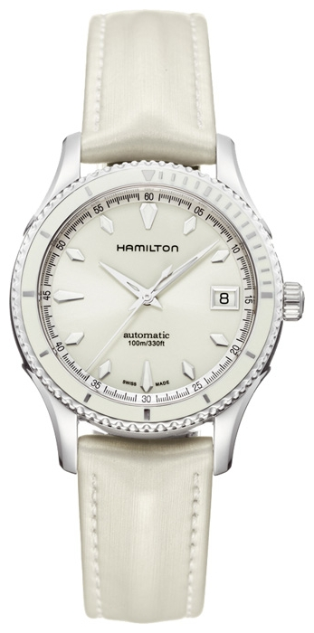 Wrist watch Hamilton H37425211 for women - picture, photo, image