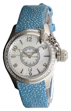 Wrist watch Hamilton H77211615 for women - picture, photo, image