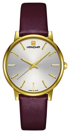 Wrist unisex watch Hanowa 16-4037.02.001 - picture, photo, image
